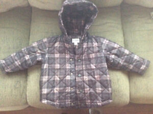 Boys T 3 Fall and Spring Jacket