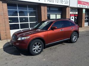 2008 Infiniti FX FX35 TECH PACKAGE NAVIGATION