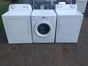washer and dryer for sale with warranty