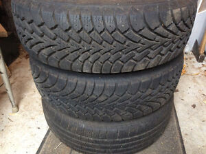 Two snow tires for sale