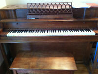 Free piano in Moncton