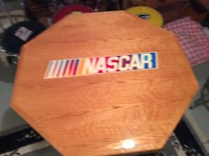 NFL and NASCAR bar tables and chairs Edmonton Edmonton Area image 4