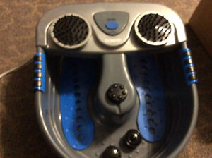 conair foot massage