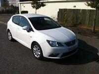 Seat Ibiza 1.2TDI CR Ecomotive 2012MY SE