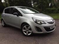 Vauxhall Corsa 1.2i 16v ( 85ps ) ( a/c ) 2012.5MY SXi Cheap 5 Door Car