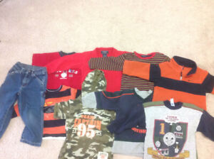 Boy clothes in size 4T