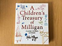 Children's Treasury of Milligan Classic Stories and Poems Hardback Book