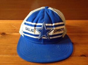 Vintage Dallas Cowboys World Champs Hat