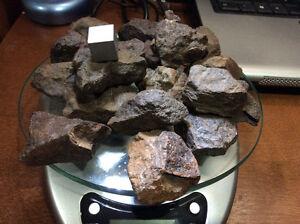 Meteorites. 1/2 kilo