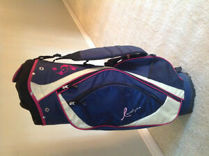 Women's GOLF BAG....by WILSON