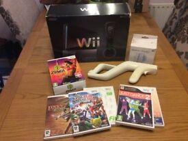 Nintendo Wii Sports Resort Motion Plus Bundle + Games
