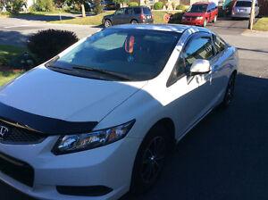 2013 Honda Civic Coupé (2 portes)