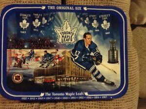Original Six Toronto Maple Leafs Collector Plate
