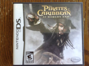 Nintendo DS -- Pirates of the Caribbean At World's End Kitchener / Waterloo Kitchener Area image 1