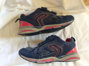 GEOX brand sneakers size 13