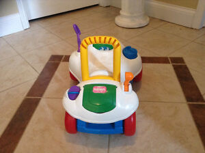 Playskool Ride and Push toy
