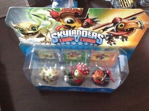 Funny Bone, Shroomboom, ChopperSkyLanders Trap Team Package of 3 London Ontario image 1