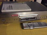Pioneer DV-868AVi. SACD/DVD High Quality Player.