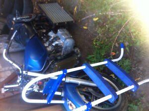 1980 Honda Goldwing interstate for sale for Restore or parts