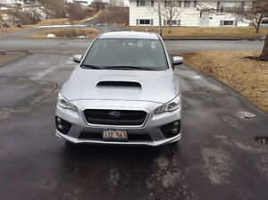2015 Subaru WRX VERY LOW KM!!!!!