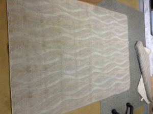Area rug and two runners... Very nice...REDUCED to $30.