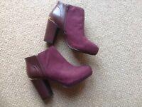 BNWT River island boots