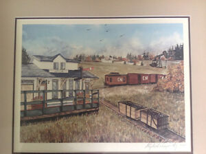 Edson Alberta Print Edmonton Edmonton Area image 2