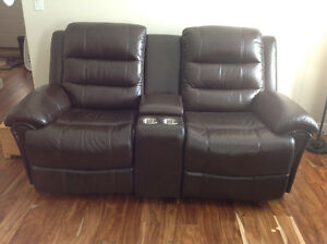 Electric recliner chair and love seats