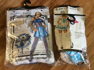 2 lady costumes, $10 both