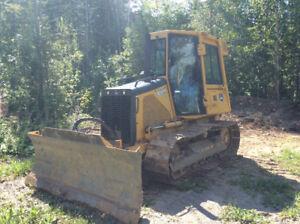 Bulldozer John Deere 450H