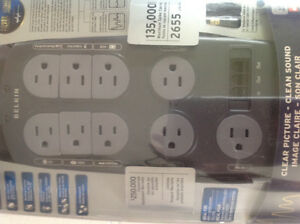 Belkin Pure AV Home Theatre Surge Protector Cornwall Ontario image 2