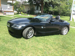 2007 BMW Z4 3.0i Coupe (2 door)