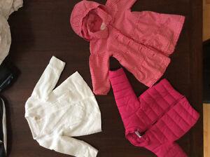 Lot de vêtement - Fille 2 à 3 ans