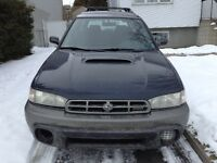 1998 Subaru Legacy Familiale