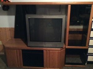 TV stand and exercise stepper London Ontario image 1