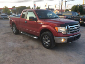 2009 Ford 150 xlt 4x4 short box 4.6 V8 197kms April MVI warranty