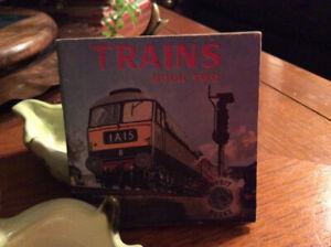TRAINS ORBIT BOOKS TWO Collins London and Glasgow le cevenol