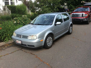 2006 Volkswagen Golf Coupe (2 door)