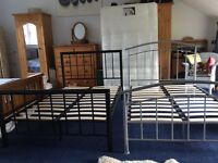 4ft Metal Beds