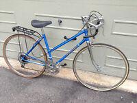 Vélo de route vintage FREE SPIRIT, roues 27 x 1 1/4
