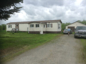 MATHESON COUNTRY MOBILEHOME LARGE GARAGE 3.6 ACRES