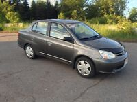 2005 Toyota Echo base 5 speed