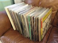 """Collective of 140 Reggae, indie and pop LP records and 12"""" 455"""