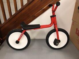 Kids retro pedal bike