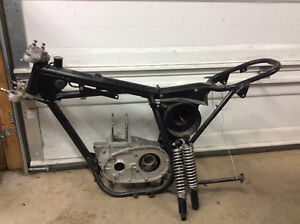 Looking for BSA/Triumph 250 or 441 Single Parts or Project