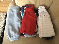 Baby boy clothes 6-9 month bundle