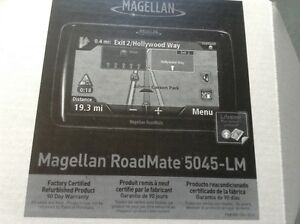 Magellan GPS 5' with life time map