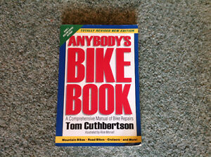 Like NEW...FIX YOUR BIKE BOOK....