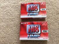 Video Hi8 cassette
