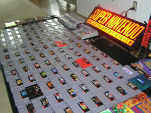 SNES Collection - ON SALE! - games buy 2 save $5!!!